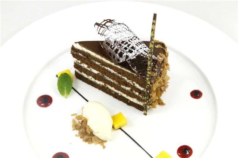 奥地利沙哈蛋糕
